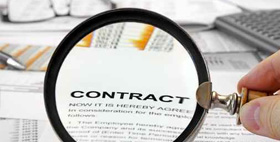 Advanced Certificate Contract Management